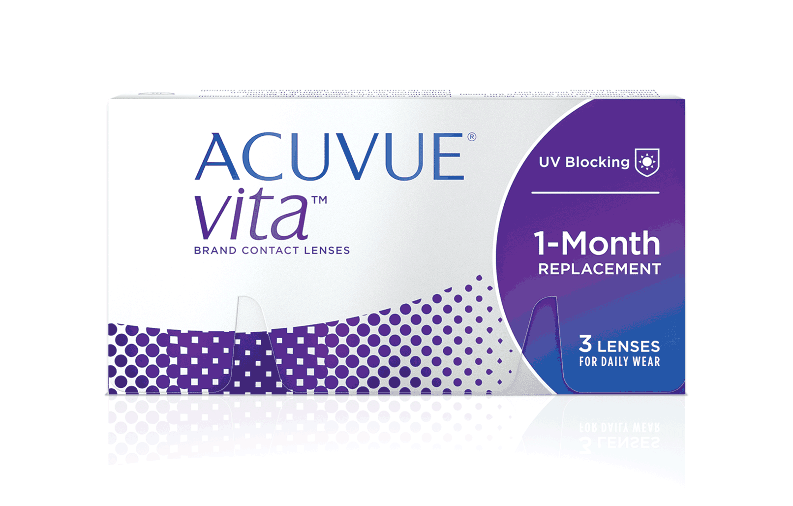 ACUVUE® VITATM with HydraMax™ Technology
